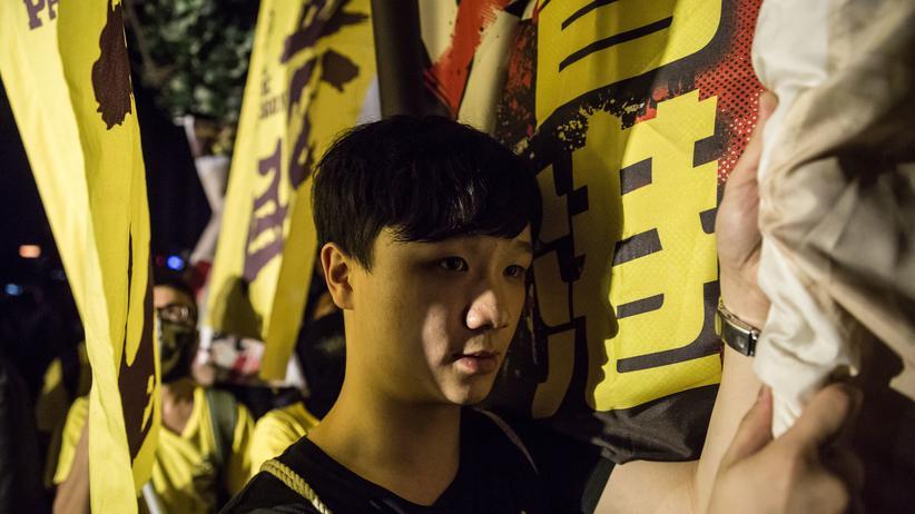 Human Rights: Human rights activists in Hongkong
