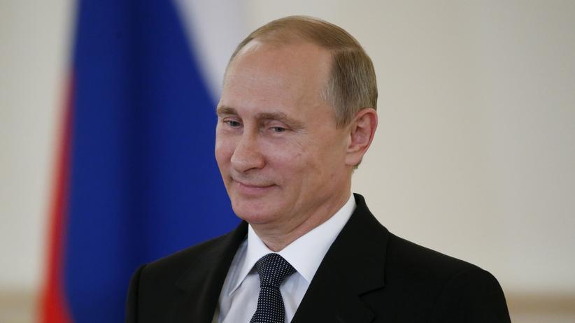 G-7-Gipfel: Russlands Präsident Wladimir Putin