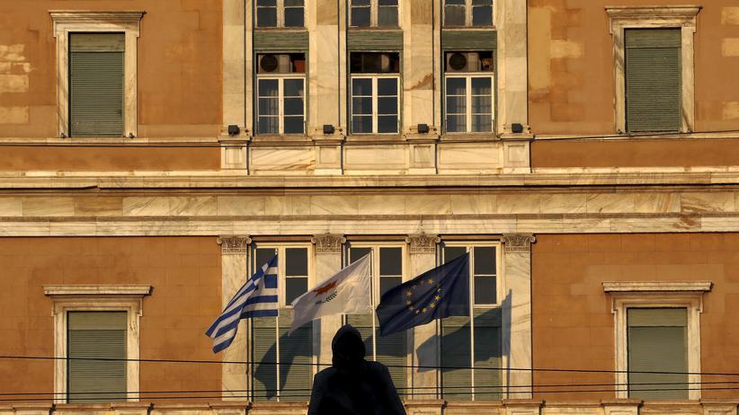 Griechenland Alexis Tsipras Athen