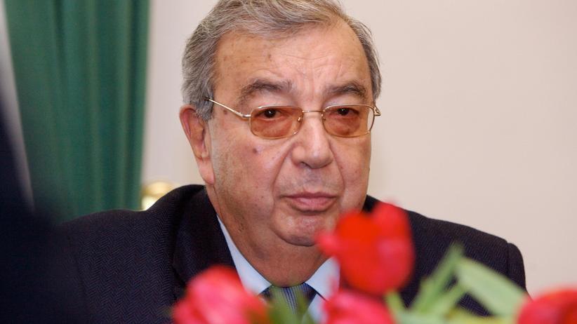 Russland: Jewgeni Primakow gestorben
