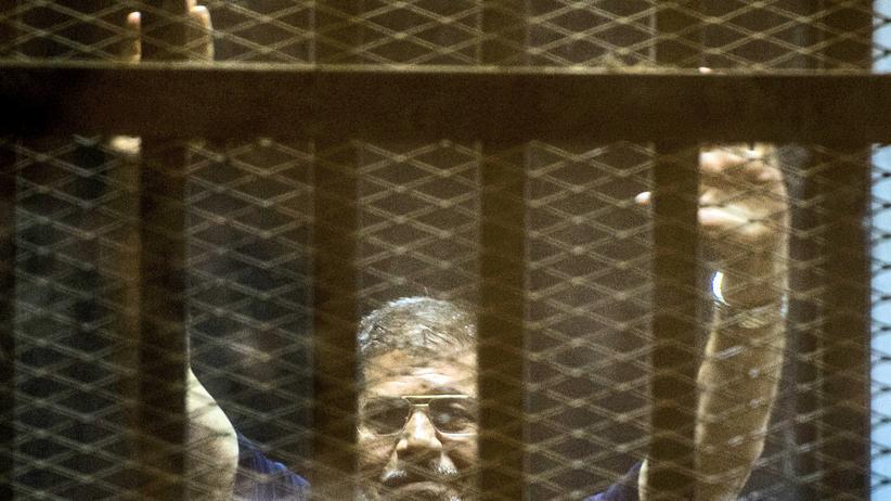Ägypten: Richter bestätigen Todesstrafe gegen Mursi