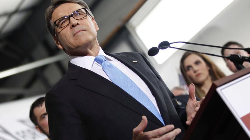 US-Wahl: Rick Perry bewirbt sich erneut ums Präsidentenamt