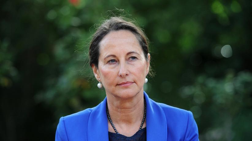 Frankreich: Ségolène Royal