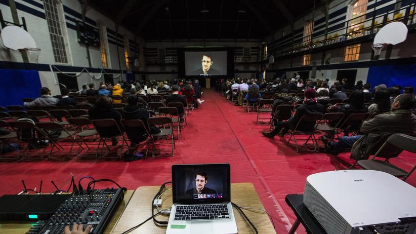 Edward Snowden: Russland und China sollen Snowden-Dokumente gehackt haben