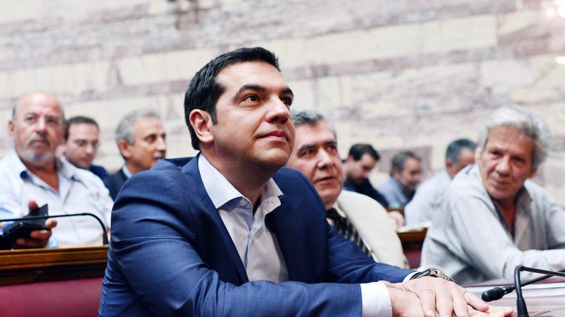 """Griechenland: Tsipras sieht """"kriminelle Verantwortung"""" des IWF"""