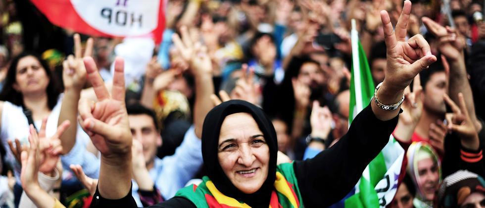 HDP Istanbul Türkei