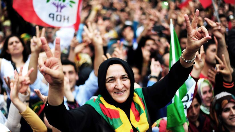 Politik, Türkei-Wahl, Recep Tayyip Erdoğan, Europäische Union, Türkei, AKP, Parlament, Istanbul, Izmir