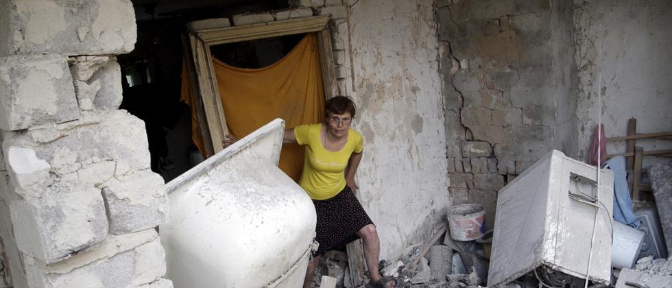Die OSZE beklagt zunehmendes Leid der Zivilbevölkerung in der Ukraine.