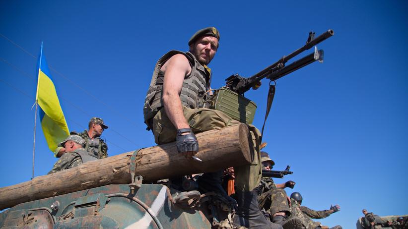 Ukraine-Konflikt: OSZE meldet Eskalation in der Ukraine