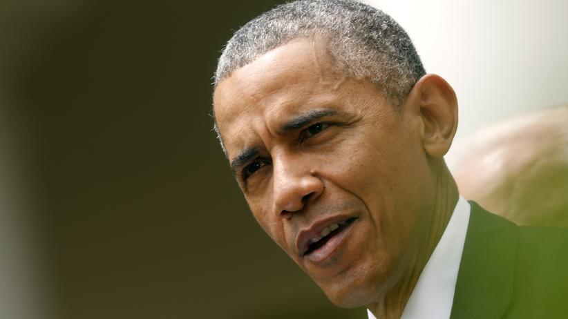 Krieg: US-Präsident Barack Obama