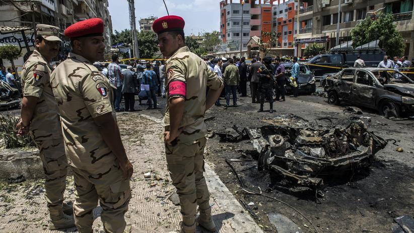 Terrorismus: Ägyptens Krieg gegen die Extremisten