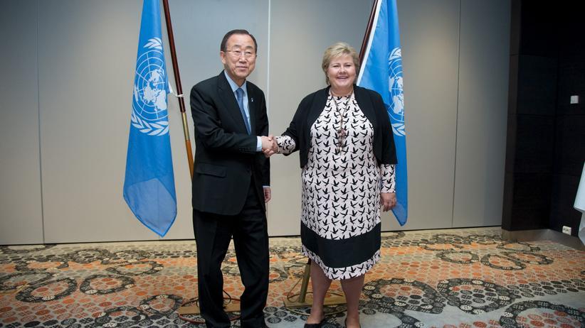 Nachfolge von Ban Ki Moon: 42 Staaten werben für Frau an der Spitze der Vereinten Nationen