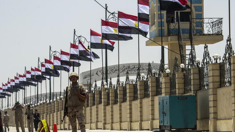 Politik, Pressefreiheit, Ägypten, Antiterrorgesetz, Polizei, Justiz, Pressefreiheit, Abdel Fattah al-Sissi, Medien, Sinai