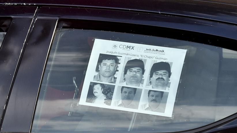 Politik, El Chapo, Korruption, Drogenkartell, Mexiko, Tunnel, Gefängnis, Mexiko-Stadt