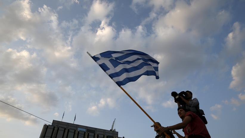 Griechenland Zeitplan