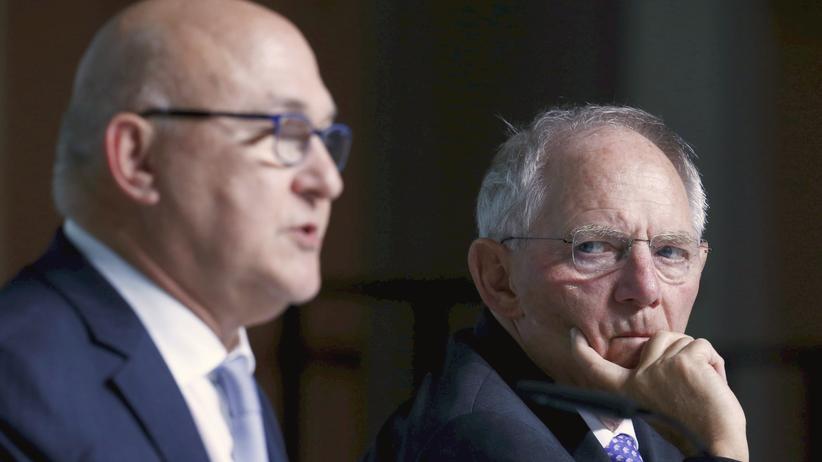 Griechenland aktuell Schäuble