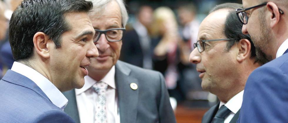 Griechenland Euro Verhandlungen