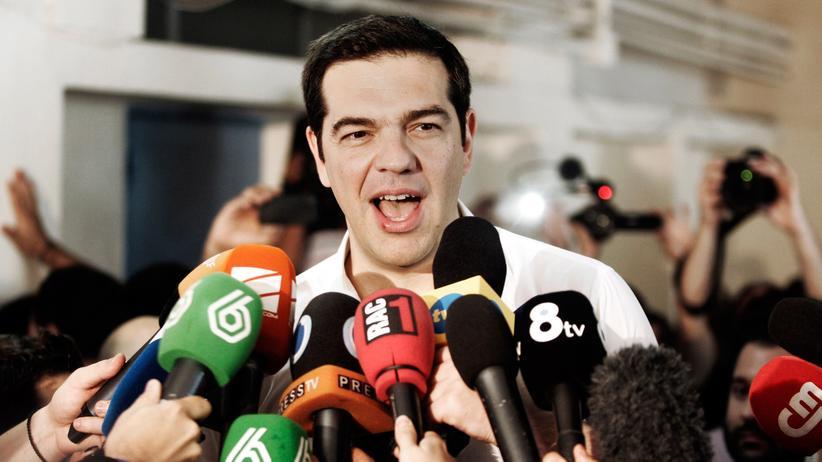 Eurokrise: Alexis Tsipras