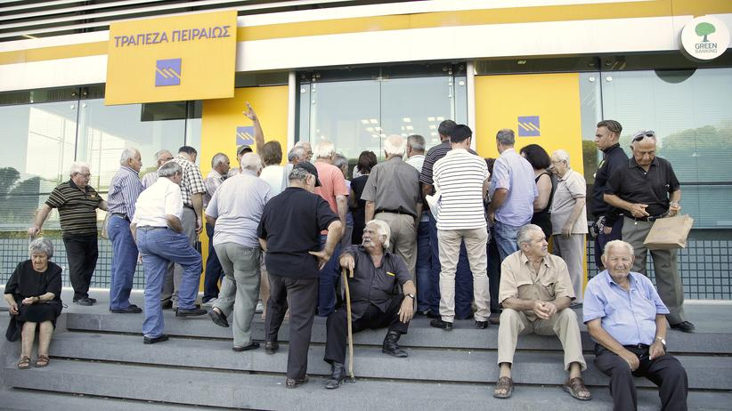 Griechenland Schuldenschnitt