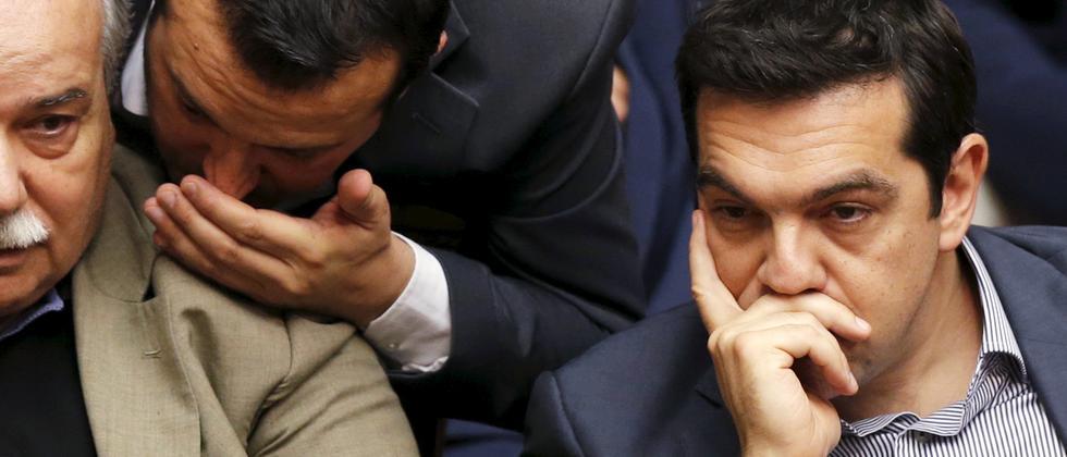 Griechenland Syriza