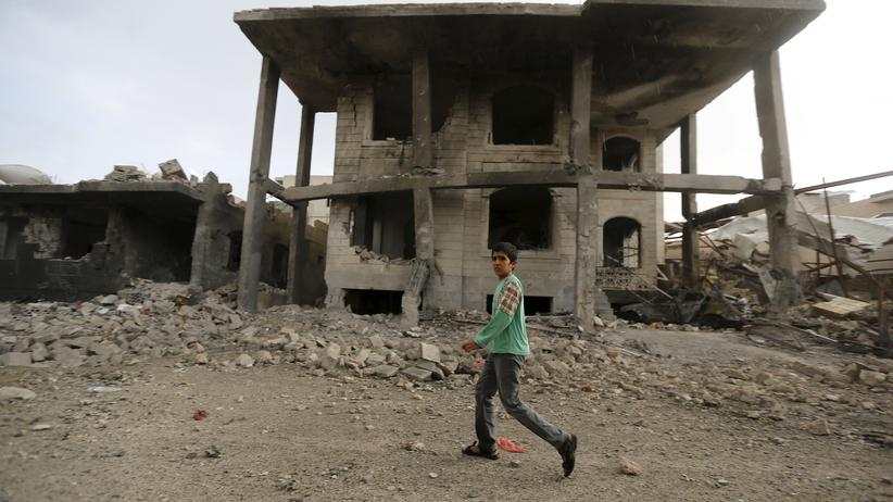 Jemen: Mehr als 120 Zivilisten bei Luftangriffen im Jemen getötet