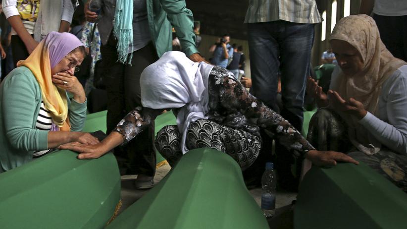 Wissen, Massaker von Srebrenica, Srebrenica, Radovan Karadžić, Kriegsverbrechen, Bosnien und Herzegowina, Vereinte Nationen, Jugoslawien