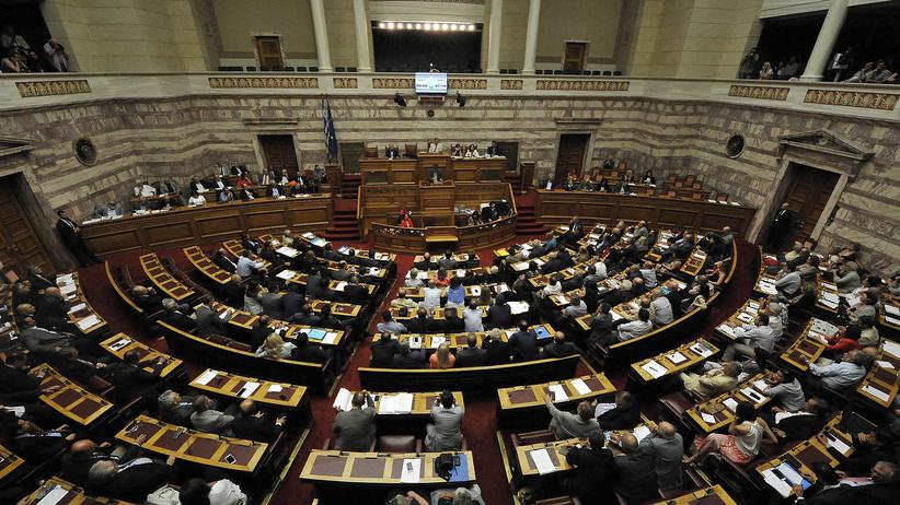 Parlament in Athen