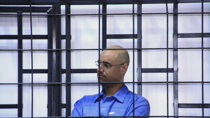 Politik, Saif al-Islam, Saif Al-Islam Al-Gaddafi, Libyen, Muammar al-Gaddafi, Tripolis, Den Haag, Prozess, Nato, Bürgerkrieg, Hauptstadt, Justizbehörde, Korruption, Mord, Parlament, Regierungschef, Richter, Verbrechen, Regierung, Tod