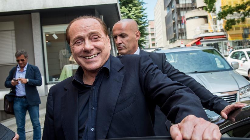 Silvio Berlusconi Bestechung Prozess
