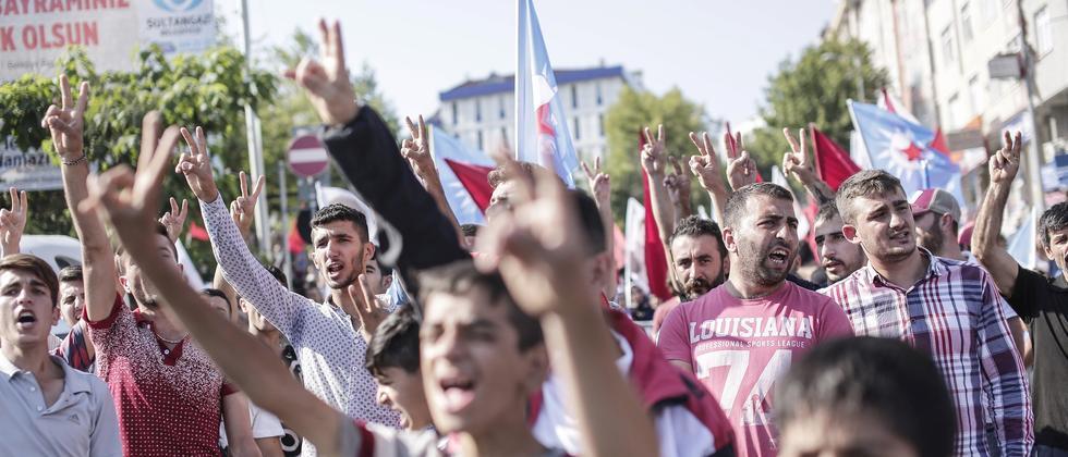 Suruc Proteste Istanbul
