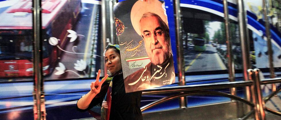 Iran Hassan Rohani