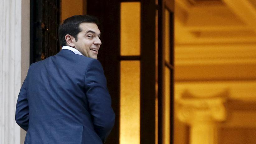 Griechenland-Referendum: Griechenlands Ministerpräsident Alexis Tsipras.