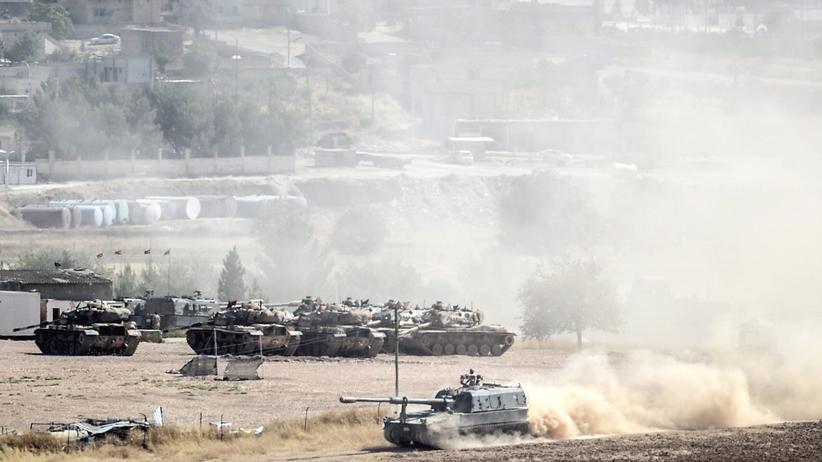 Türkei Syrien Grenze