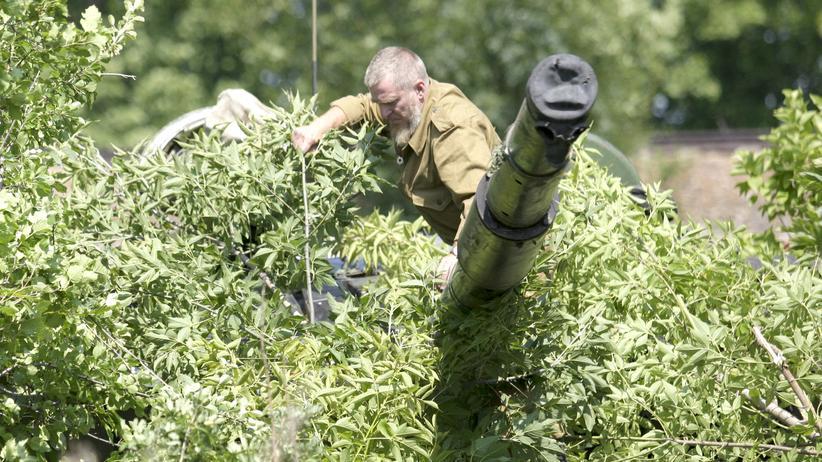 Ukraine Waffenruhe