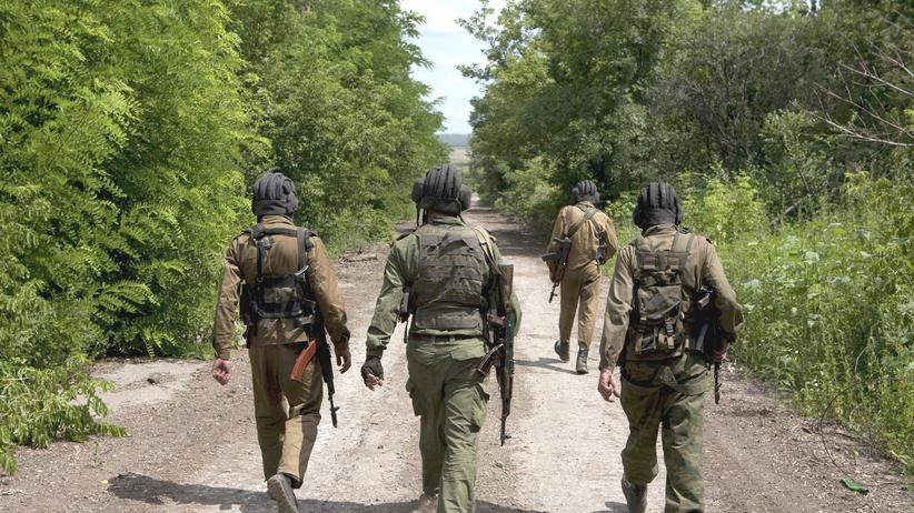 Ukraine Waffenstillstand