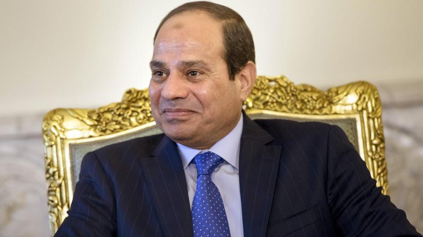 Ägypten: Ägyptens Staatschef Abdel Fattah al-Sissi: Der frühere Armeechef verschärft die Strafgesetze seines Landes.