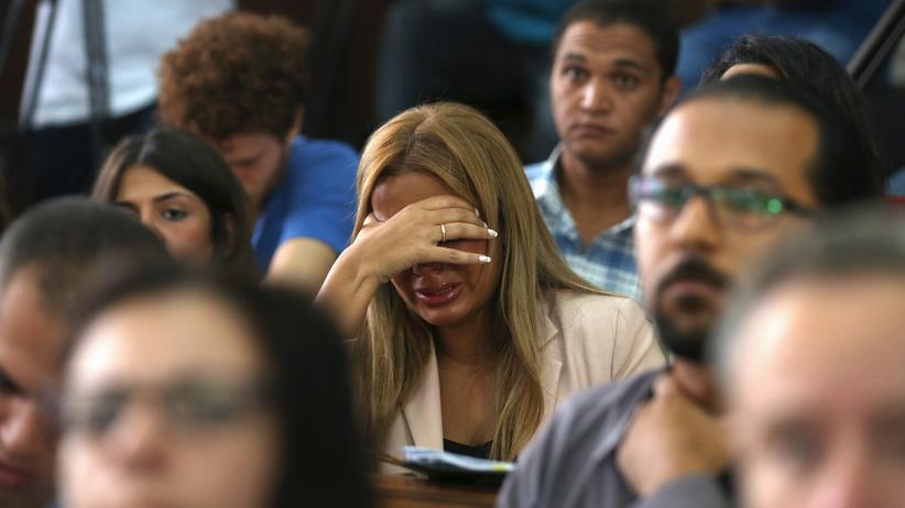 Ägypten: Weltweite Kritik an Haftstrafen für Al-Dschasira-Journalisten