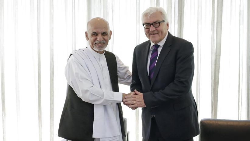 Afghanistan: Außenminister Steinmeier wirbt für Friedensgespräche mit Taliban