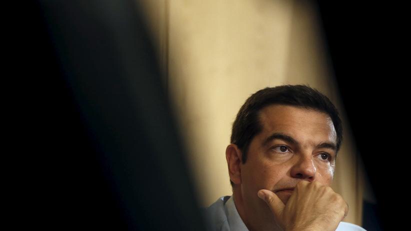 Wirtschaft, Griechenland, Alexis Tsipras, Griechenland, Ministerpräsident, Syriza, Europa, Minderheitsregierung, Athen, Euro, Reform