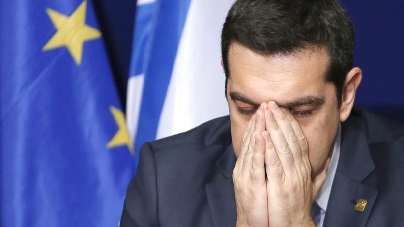 Griechenland: Die Angst vor dem politischen Koma