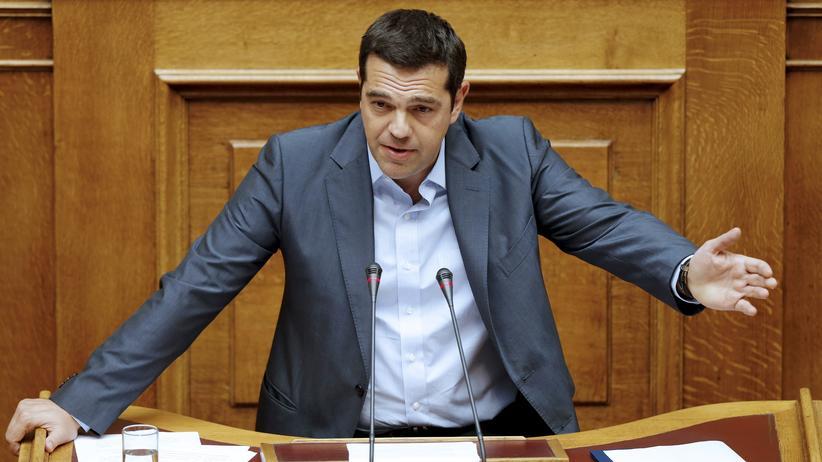 Griechenland: Tsipras wirft Schäuble Blockade der Einigung vor