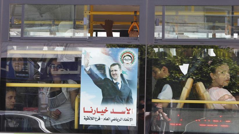 Politik, Syrien, Syrien, Baschar al-Assad, Mord, Bürgerkrieg, Kalaschnikow