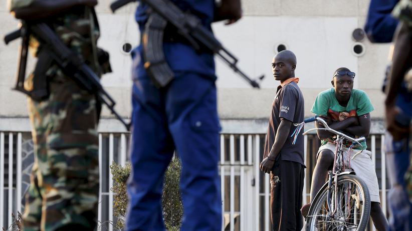 Burundi: Burundi fürchtet nach Attentat auf General neue Spannungen