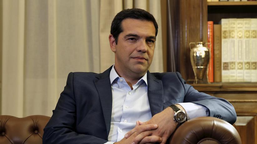 Griechenland: Gläubiger verlangen von Tsipras Reformtreue