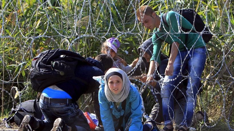 Flüchtlinge: Ban Ki Moon fordert sichere Einreisewege für Flüchtlinge
