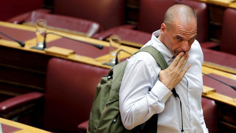 Griechenland: Varoufakis erteilt Syriza-Abweichlern eine Absage