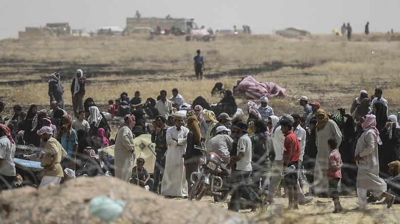 IS Flüchtlinge Bundesregierung