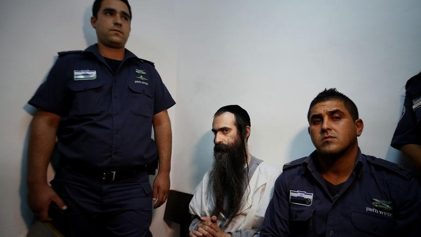Extremismus: Yishai Shlissel, ultraorthodoxer Jude, stach auf der Gay Pride sechs Menschen nieder. Eine Jugendliche starb.