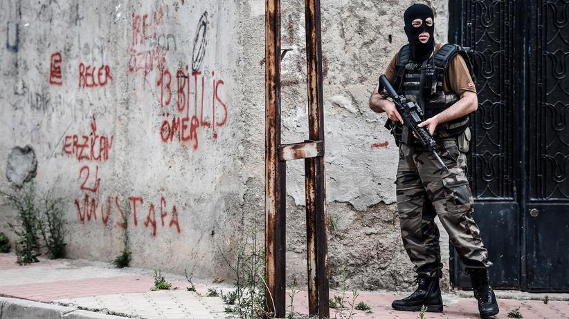 PKK: Türkei weitet Angriffe auf PKK-Stellungen aus