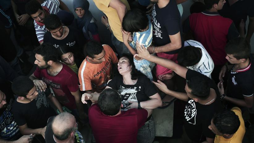 Griechenland: Eine bewusstlose Frau im Stadion von Kos